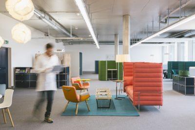 Architecture & Design - Teo Jakob, Startlab