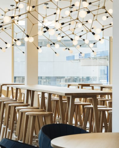 Architecture & Design - Teo Jakob, Restaurant SkyGuide