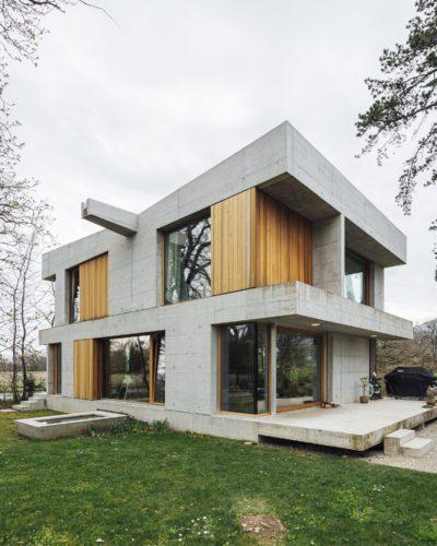 Architecture & Design -Villa Sandmeier