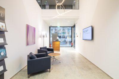 Architecture & Design - Crédit Suisse, SwissRoc