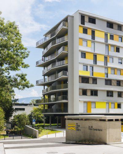 Architecture & Design - Les Genêts