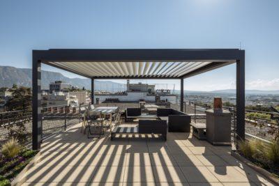 Architecture & Design - Terrasse Champel, Cent Degrés