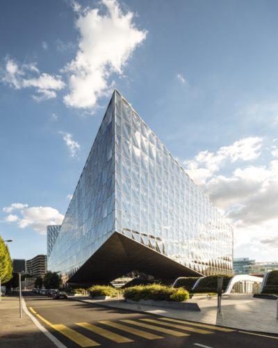 Architecture & Design-Japan Tobacco International