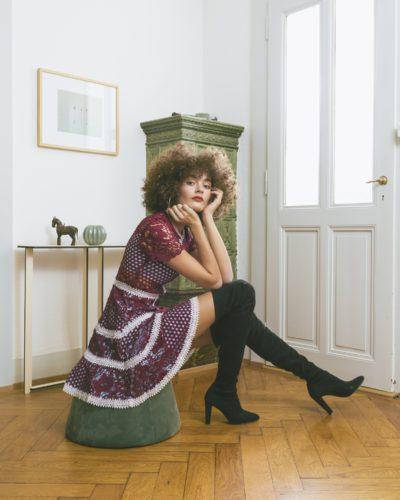 Fashion&Lifestyle-Céline L. - Square Model