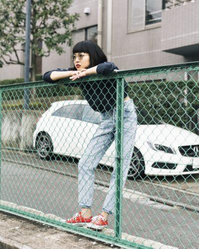 Fashion&Lifestyle-Mio N. - Tokyo street