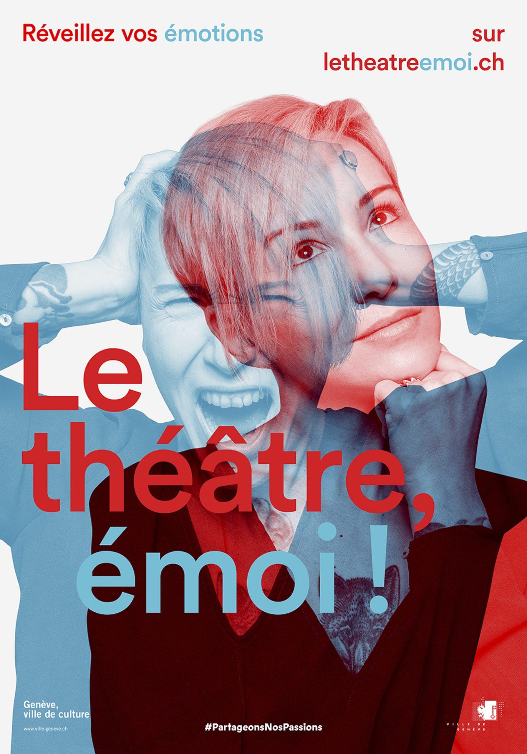 Publicité Institutionnel Le Théâtre Emoi!, Cavalcade
