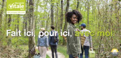 Publicité Institutionnel SIG Vital Vert, M&C Saatchi